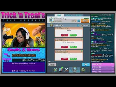 TV Royale Bracket $20 Prize