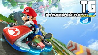 Mario Kart 8 Track Showcase - 3DS Melody Motorway thumbnail