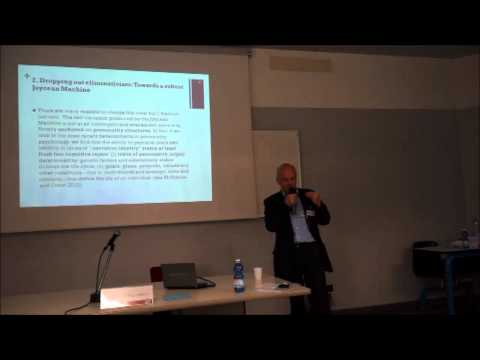 """SRSSP - Michele Di Francesco """"Real Selves? Subjectivity and the Subpersonal Mind"""""""