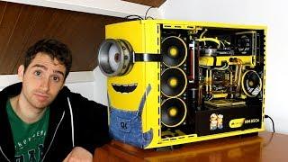 review pc gaming en forma de minion   mod by deka modder minionmod