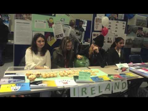 Uxbridge College Travel & Tourism Students World Travel Market