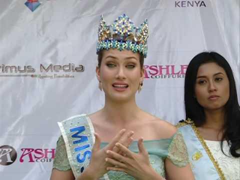 Mireia Lalaguna - Miss World 2015