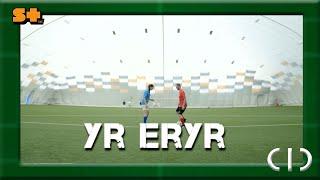 Sgiliau Ash a Lia - Yr Eryr | The Eagle Freestyle Skills | CIC |