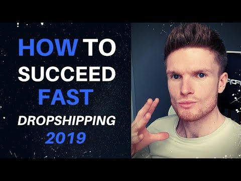 How I Became Successful FAST With Ecommerce | Shopify Dropshipping 2019 thumbnail