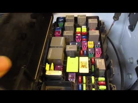 [WLLP_2054]   FUSE BOX Relay LOCATION Dodge Caravan 2009 2010 2011 2012 2013 2014 2015  2016 2017 2018 2019 2020 - YouTube | 2013 Grand Caravan Fuse Diagram |  | YouTube