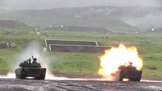 平成23年度 富士総合火力演習 Japan Ground Self-Defense Force Fire Power 2011