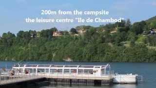 Camping de l'île Chambod (Eng)