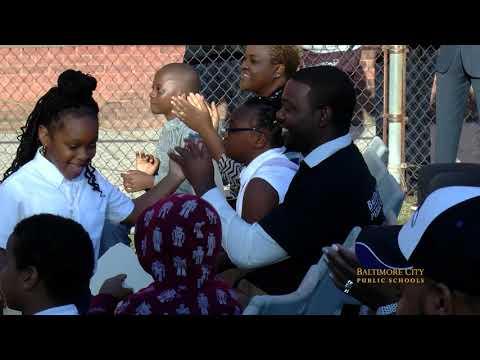 Million Fathers March Comes to Dallas F. Nicholas Elementary School