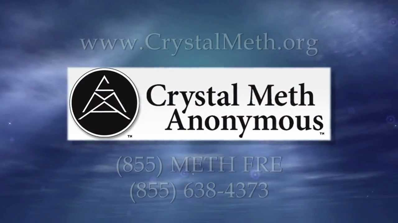 Crystal Meth Anonymous Official Public Service Announcement