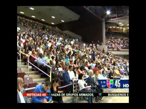 Leslie Enríquez -Almost 2,000 Houston area residents become US Citizens