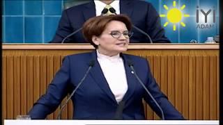 Sayın Meral Akşener'den Erdoğan'a medya dersi