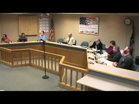 Centralia, MO - General Government & Public Safety Meeting 01/16/2013