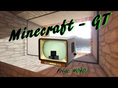 Minecraft - GT #040 Das Fernsehprogramm von Heute...