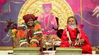 Paramahamsa Nithyananda backbone of Sanatan Dharma; Narendragiriji, Akhil Bharatiya Akhada Parishad
