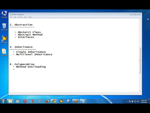 OO ABAP  -  Global Class, Local Class, Instance & Static Variables