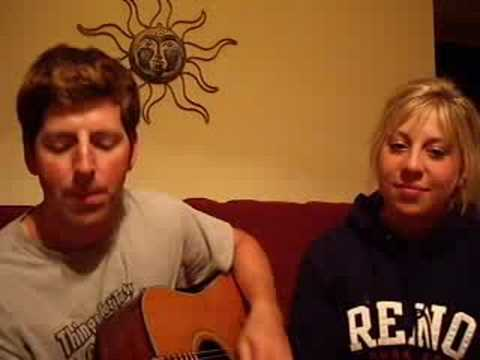 Live Acoustic cover of Jason Mraz & Colbie Callat