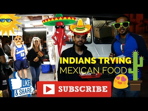 INDIANS TRYING SPICY MEXICAN FOOD :) -- HTB Episode : 04 Spartan Tacos !!!