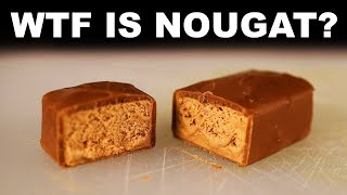 What is nougat, and why is it in every candy bar?