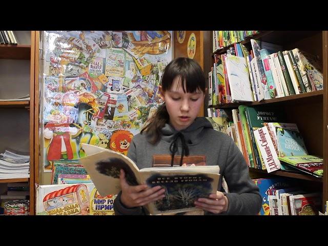 Изображение предпросмотра прочтения – ЕкатеринаБазылева читает произведение «Листья (Пусть сосны иели…)» Ф.И.Тютчева