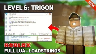 FREE LEVEL 6 ROBLOX EXPLOIT - TRIGON FULL LUA EXECUTOR, LOADSTRINGS W/ GETOBJECTS & HTTPGET (27 Dec)