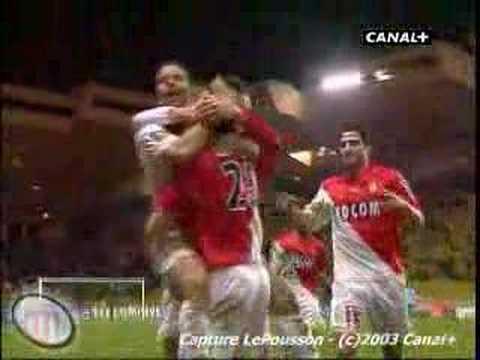 Giuly Gol Monaco-Lens