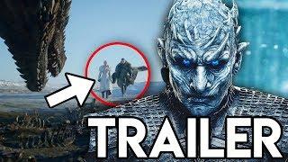Game of Thrones Season 8 Trailer Breakdown and Easter Eggs - Spoiler DIES!