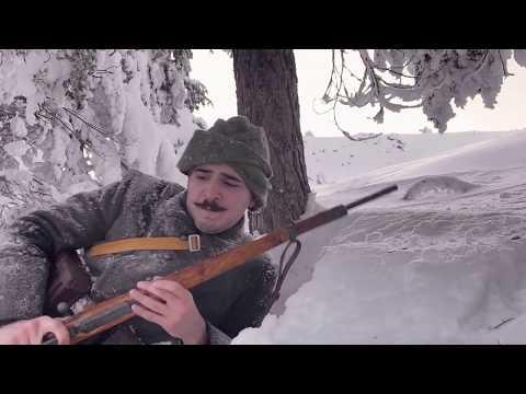 Sarıkamış a WW1 Short Film.