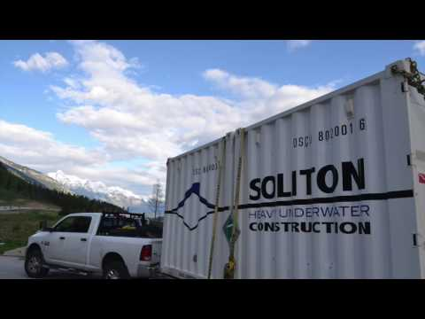 Potable Water   Commercial Diving Services   Fort McMurray fire