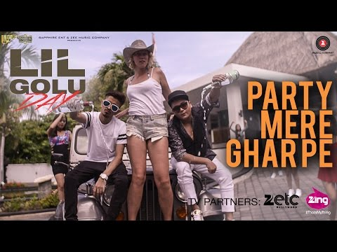 Party Mere Ghar Pe - Official Music Video...