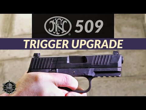 FN 509 Trigger Upgrade & FN 509 Disassembly - FN 509 Accessories by M*CARBO