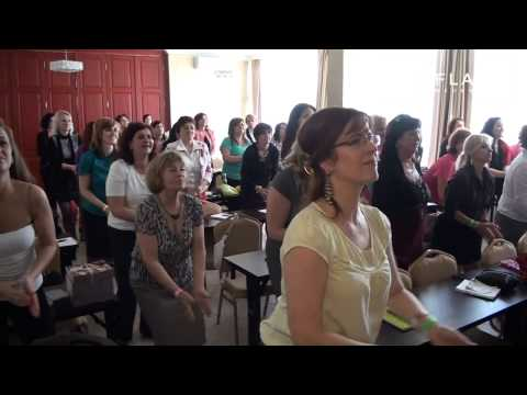 PARILLA SOUND   ozvučenie,osvetlenie,pódiá,filmovanie,konferenčná technika  oriflame wellness dance slovakia 1280x720