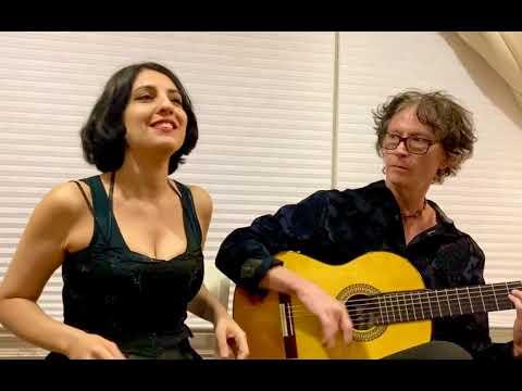 Cok Seni Severim - Siveria sa la Rana / Performed by Nani Noam Vazana and Lliam Christy