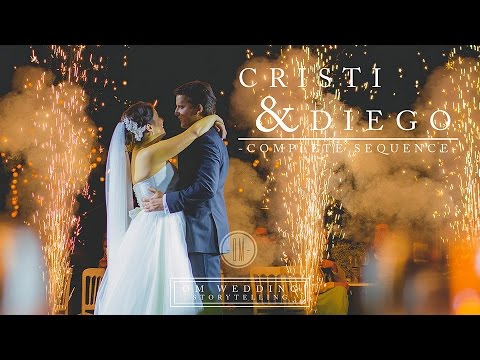 CRISTI + DIEGO // COMPLETE SEQUENCE