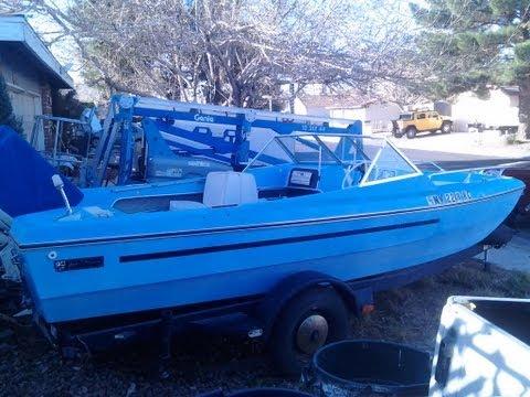 Las Vegas Sahara Boat 1971