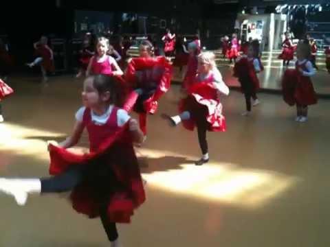 L'école de Danse de Carine