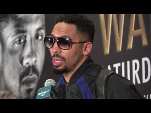 Virgil Hunter: I Want To See ANDRE WARD vs ANTHONY JOSHUA He Would Out Boxing Him