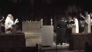 Psalmody (Psalm 134) - Pittsburgh Compline, 9/14/08 (5/7)