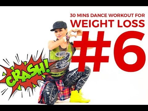 30 Mins Dance Fitness Workout for weight loss  #6| Giảm mỡ bụng với 30 phút mỗi ngày I MICHELLE VO