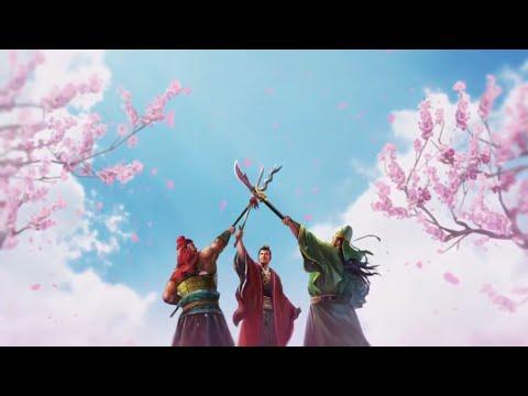 Romance of the Three Kingdoms XIII cutscenes - All Movies