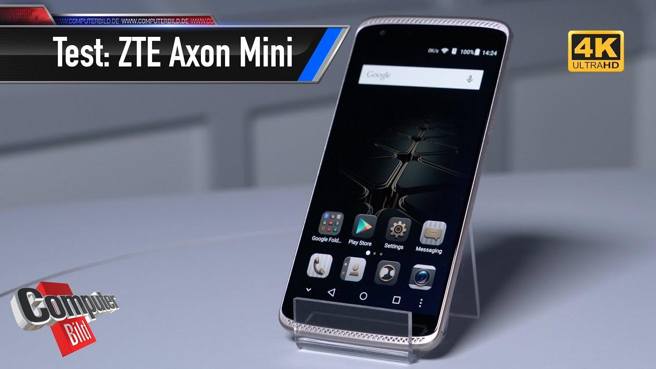 zte axon mini youtube you HTC