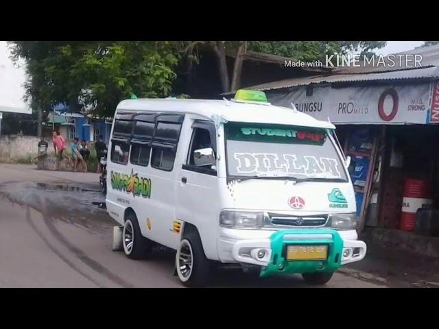 Angkot maumere city