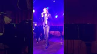 "Constantine Maroulis sings ""I Can't Make You Love Me"" 3/12/17"