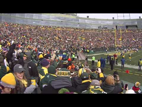 The Lone Highlight (for Scott Tolzien): Green Bay Packers vs. Minnesota Vikings