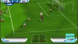 2010 FIFA World Cup South Africa PSP Gameplay