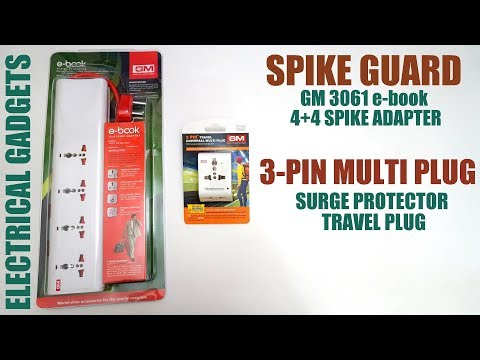 GM Spike Guard / Surge Protector & Multi Plug - Review