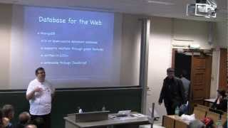 FOSDEM 2013 - Storing and Traversing Graphs in ArangoDB