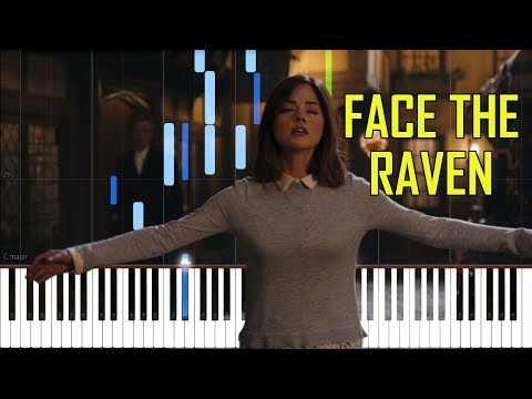 Clara's Farewell - Face the Raven (First Edit) - Doctor Who [Synthesia Piano Tutorial]