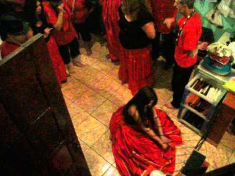 Festa Do Exú Malé Chegada Da Rainha Das 7 Encruzilhadas Youtube