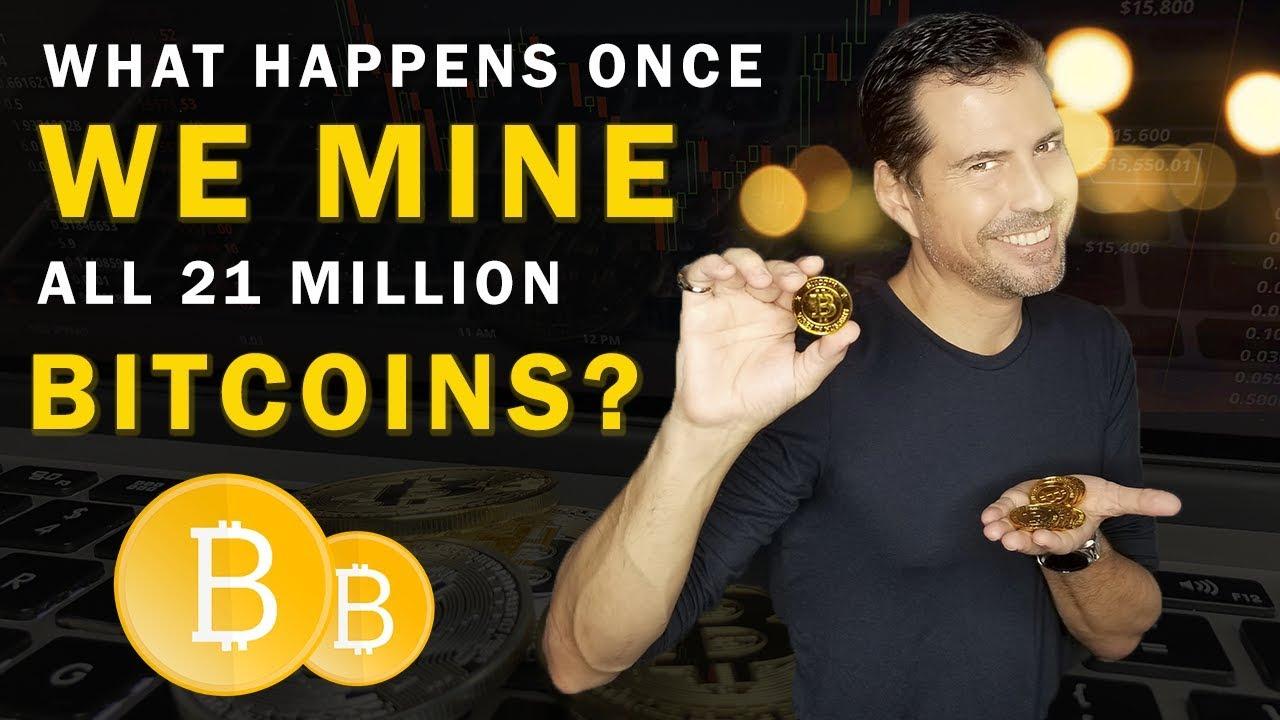 cryptocurrency mining 21 million