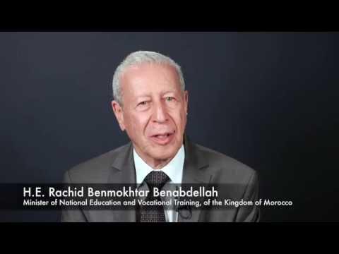 Hon. Rachid Benmokhtar Benabdellah (Morocco)